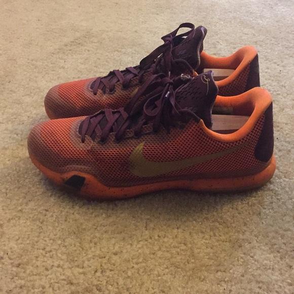 e4999b6b3e12 Nike Kobe X Silk Road. M 5acfe0e22ab8c59714402124